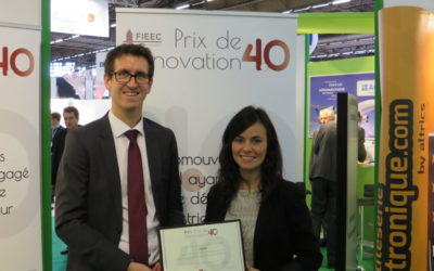 FACTORY OF THE FUTURE: ARPA AWARDED FOR ITS INNOVATIVE INITIATIVE